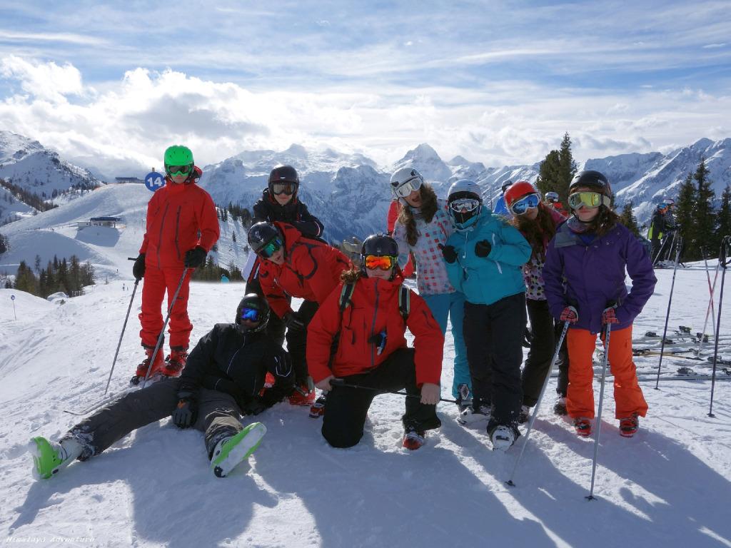 tabara schi Austria _ Himalaya Adventure