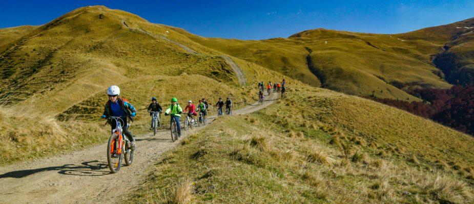 Tabara bicicleta Predeal 2019