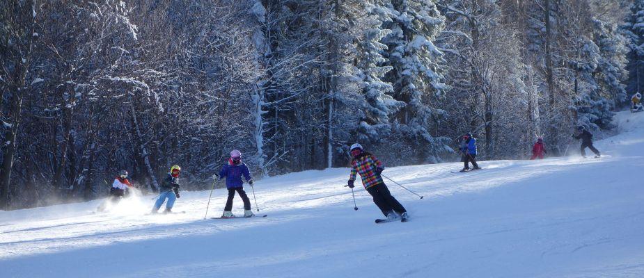 tabara schi si snowboard