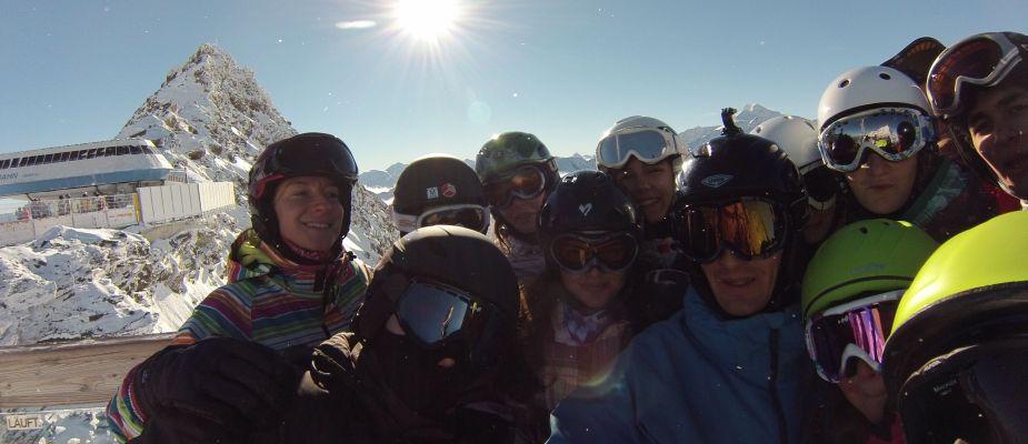 Excursie schi
