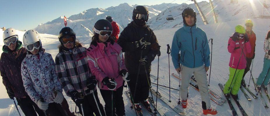 tabara ski azuga