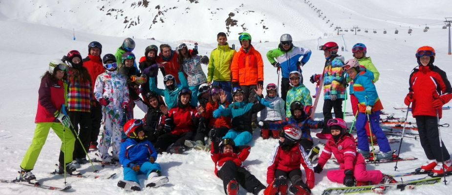 Tabara ski Austria