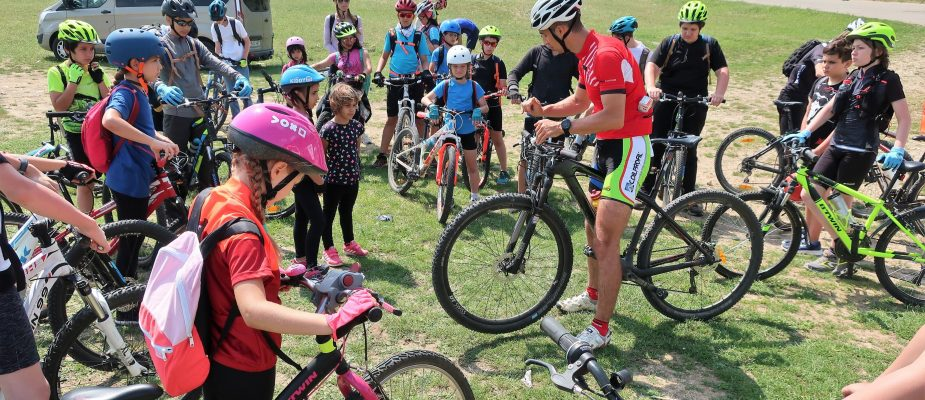 Excursie cu bicicleta in Macin
