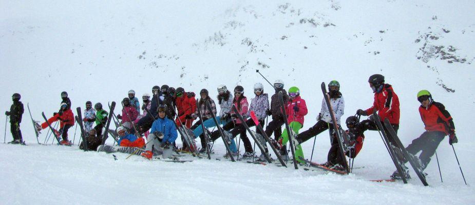 Tabara de schi Austria