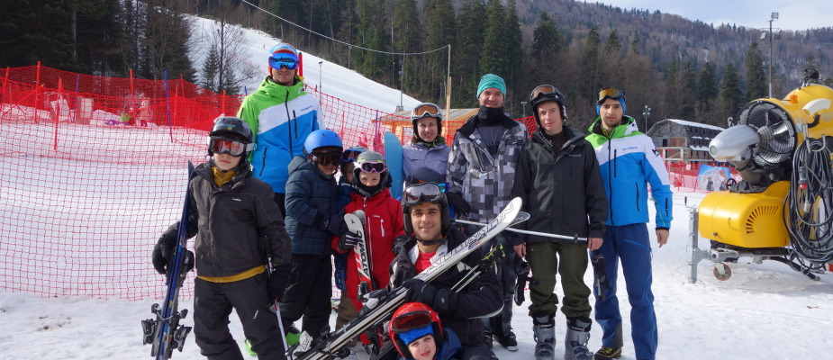 Azuga-curs ski