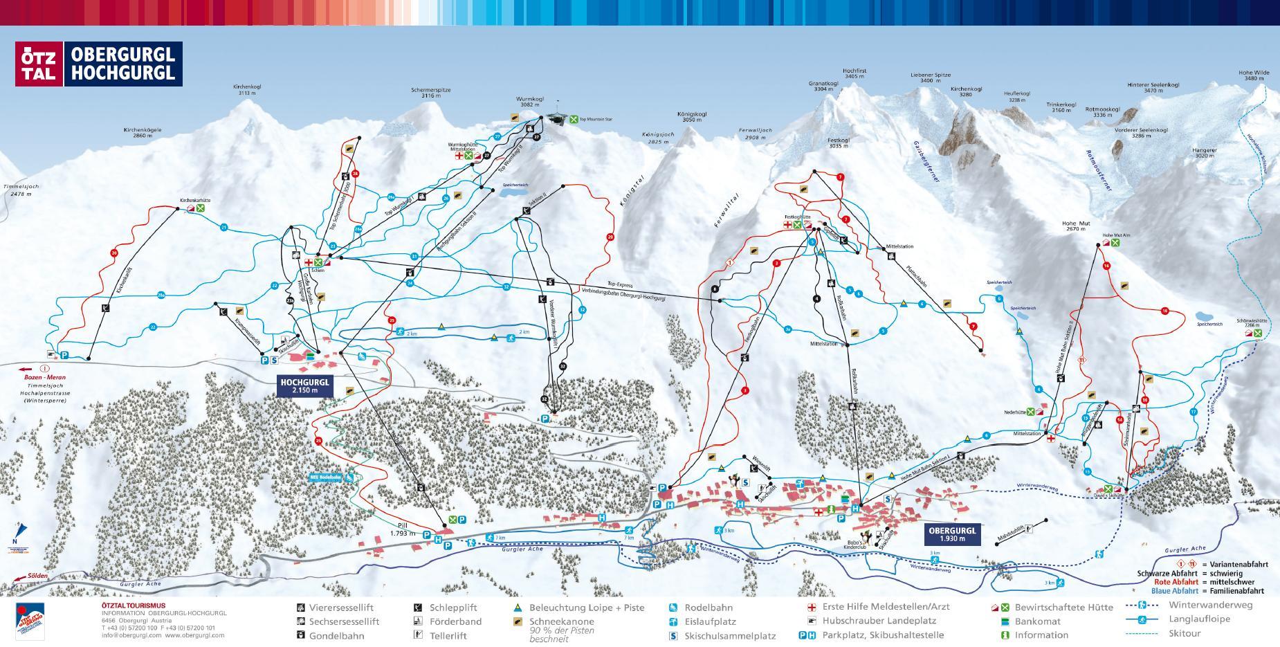 tabara de schi austria, obergurgl_himalya adventure