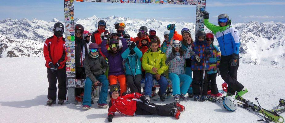 Tabara ski Austria 2020