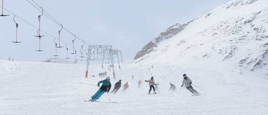 Tabara de ski Poiana Brasov