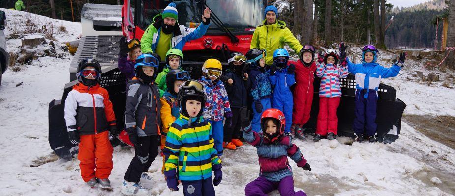 Tabara ski prescolari